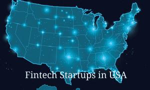 Fintech Startups in USA