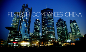 10 most popular fintech companies China