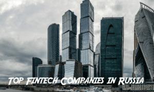 Russia fintech Companies