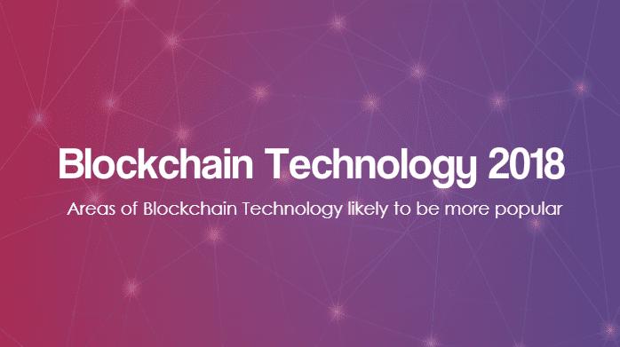 2018年區塊鏈技術將會更受歡迎