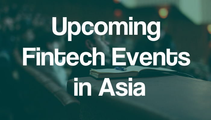 Top Fintech Events