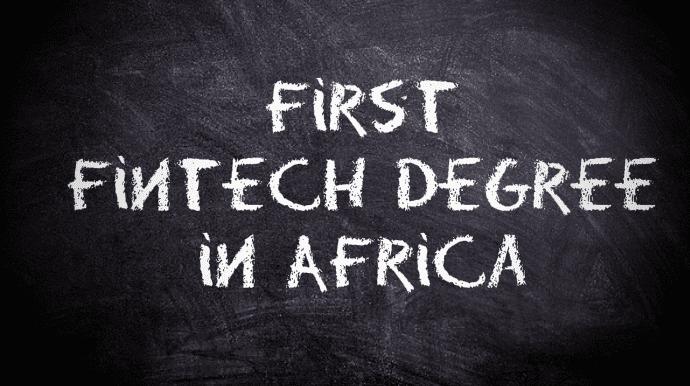 fintech degree