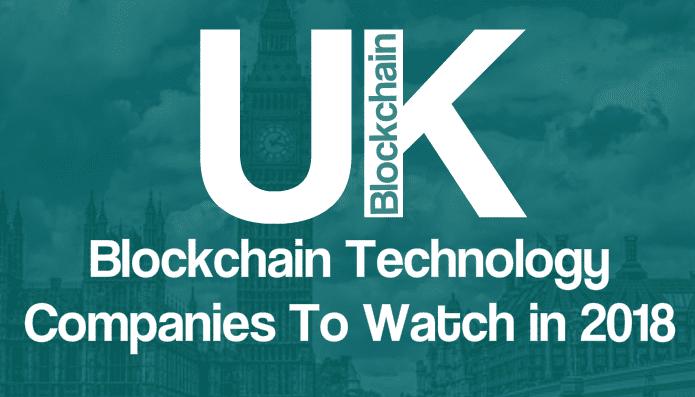 uk Blockchain Technology Companies
