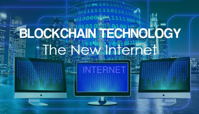 Blockchain Technology Internet