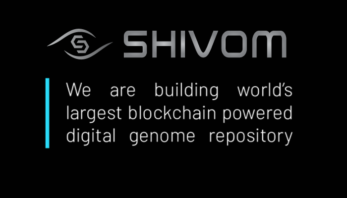 a review of shivom the genomic data hub blockchain project and its ico techbullion. Black Bedroom Furniture Sets. Home Design Ideas