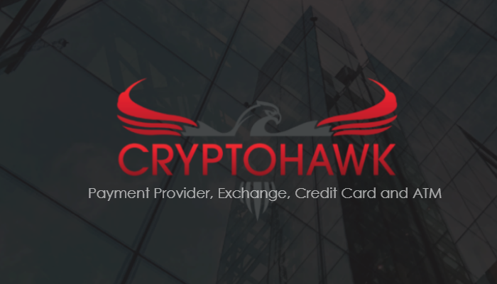 Cryptohawk Cryptocurrency Payment Provider Exchange Credit Card And Atm