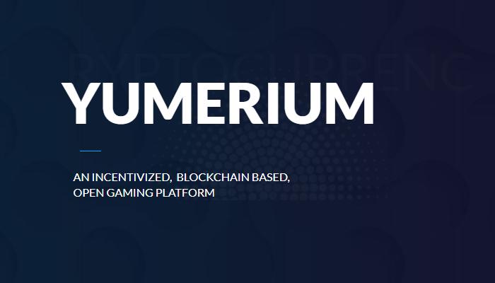 Image result for YUMERIUM ICO
