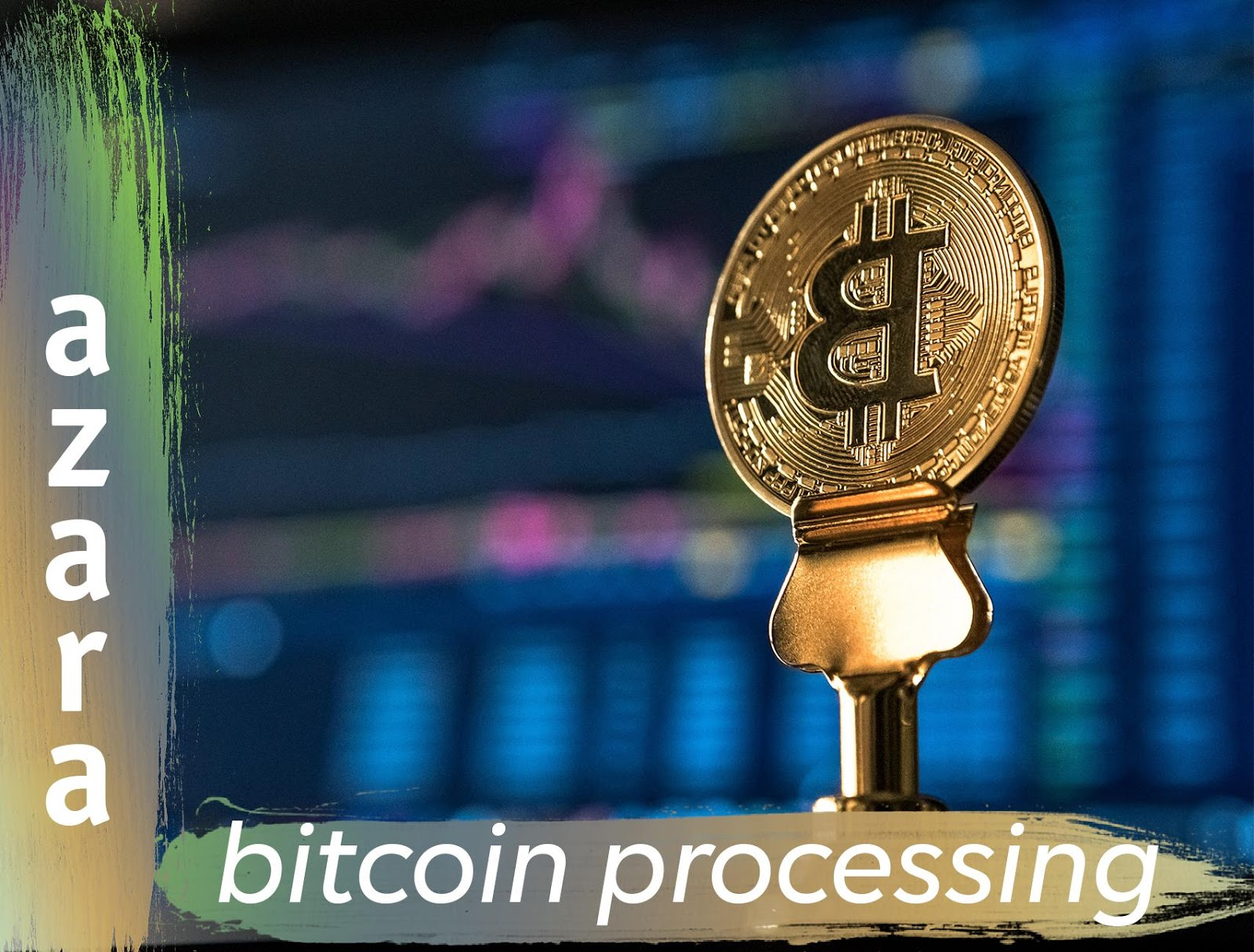 Bitcoin Crypto Payments Processing
