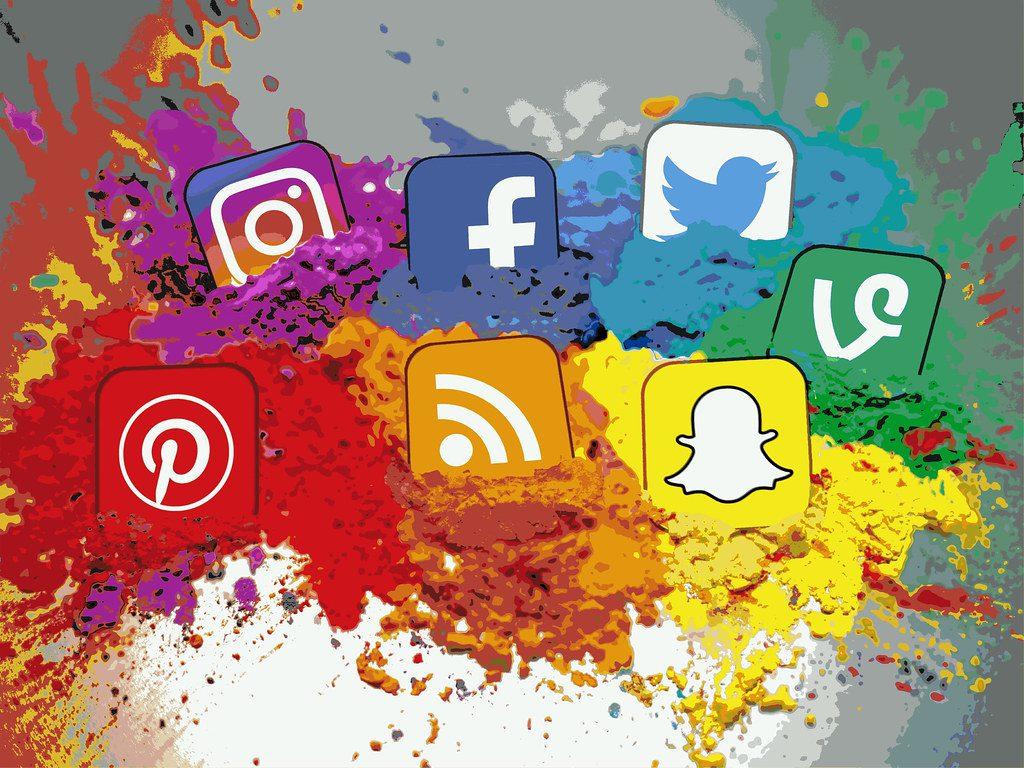Social Media Web Traffic