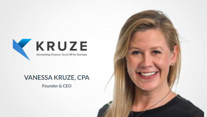 Kruze Consulting.