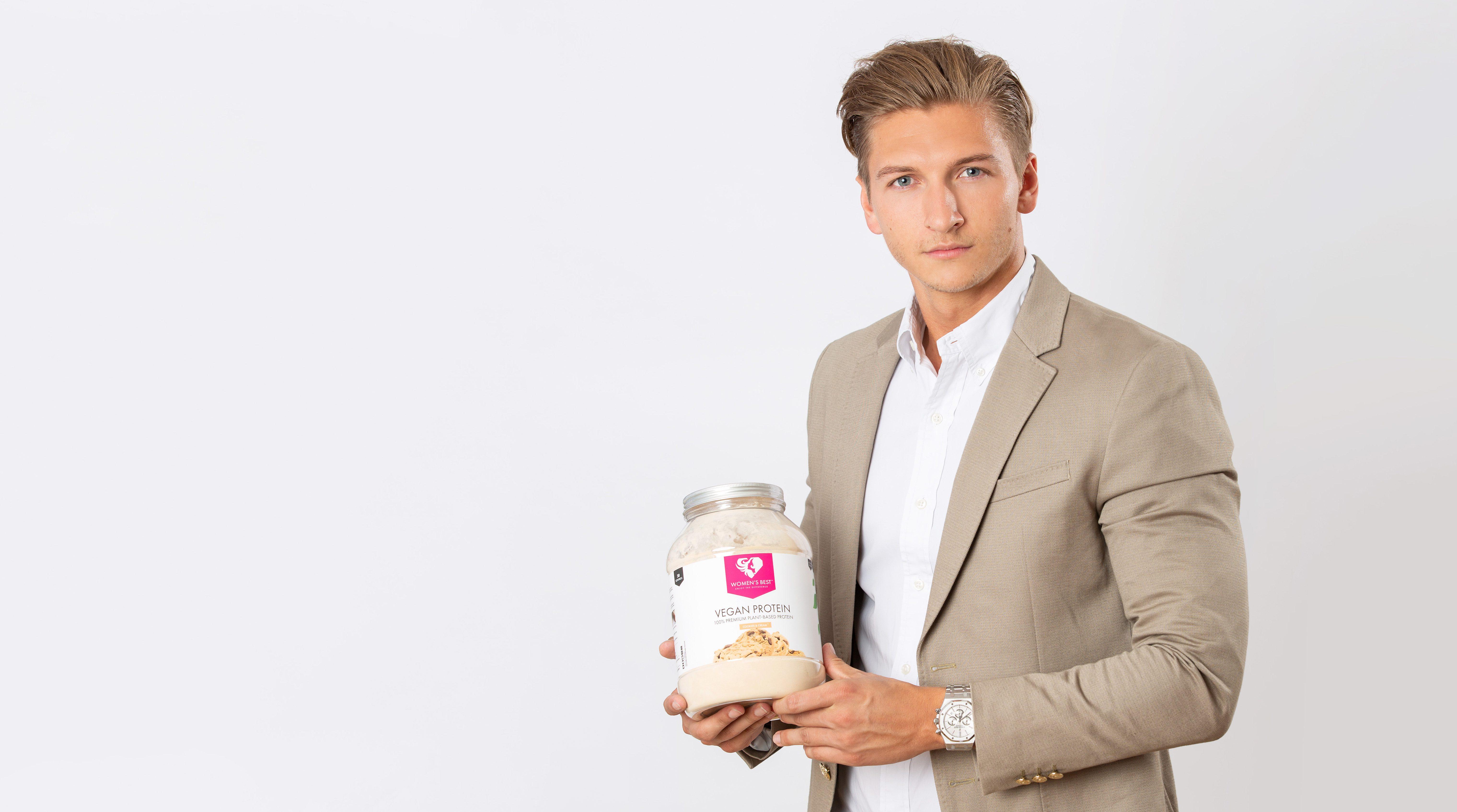 Women's Best Founder Lukas Kurzmann