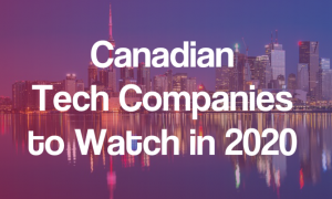 Canadian Tech Companies